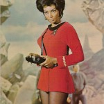 Nichelle Nicols, Lt Uhura, Star Trek the Original Series, 1964