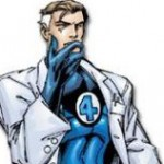 Reed Richards. Mr Fantastic. Fantastic Four. Marvel Comics