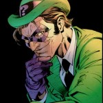 Riddler. Edward Nigma. DC Comics.