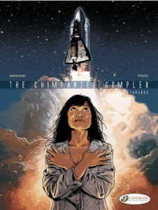 Chimpanzee Complex Cover, Cinebook, 2012