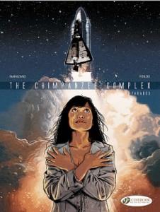 Chimpanzee Complex Cover, Cinebook, 2012