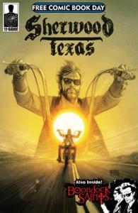 Sherwood Texas/Sons of Anarchy, FCBD 2014.
