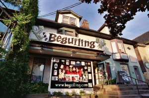The Beguiling exterior