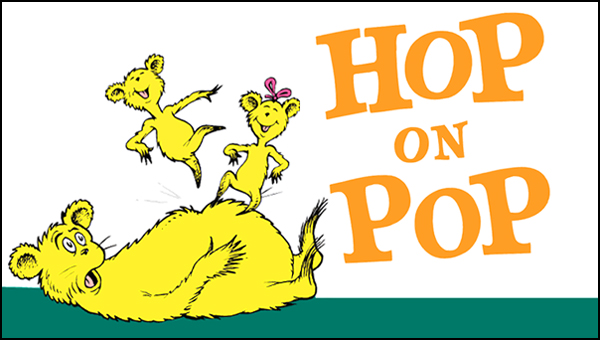 Hop On Pop, Dr. Seuss