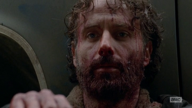 The Walking Dead: You get to come back