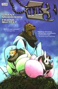 We3, Vertigo Comics 2004