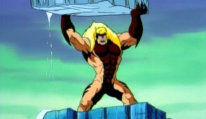 Sabretooth, X-Men the Animated Series, 1994