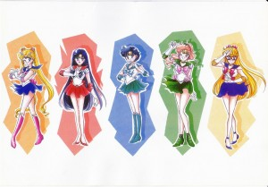 Moonie Musings: Revisiting the Sailor Moon Manga (Volume 1)