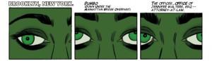 Academic Secret Identities: Being She-Hulk or Batgirl
