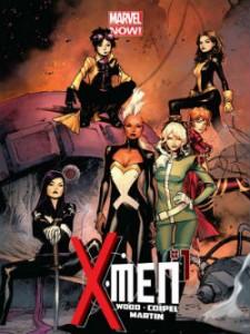 Brian Wood. X-Men.