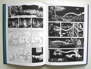 Lilli Carre, illustration, The Lagoon, http://lillicarre.com/