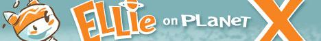 Banner, Ellie on Planet X, Jim Anderson, webcomic
