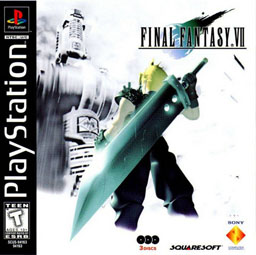 Final Fantasy VII - Playstation