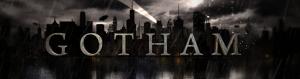 Gotham TV Show Logo. FOX Batman, DC Comics. 2014.