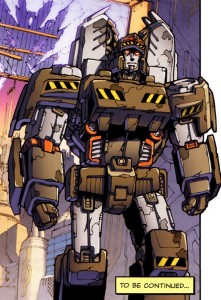 Megatron- The Transformers #22