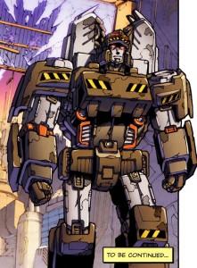 Megatron- The Transformers #22