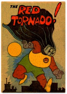 The Red Tornado, Ma Hunkel