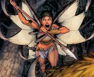 Manifest Destiny. Image Comics. Sacagawea. Matthew Roberts.