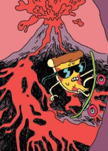 Screenshot, Uncle Grandpa, BOOM! Studio, free comic book day