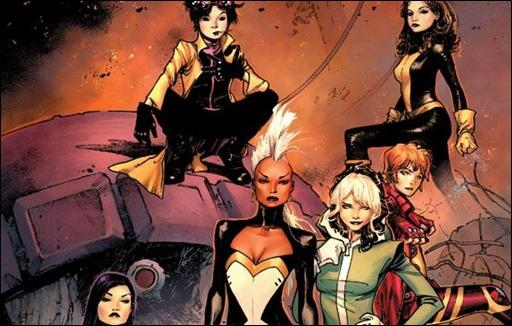 Brian Wood Leaving X-Men