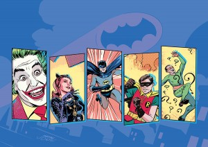 Batman 66, DC Comics, Jonathan Case