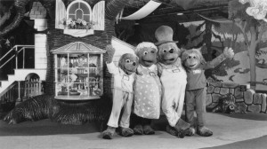 Berenstain Bears, Stan and Jan Berenstain, photo, Cedar Point