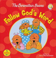 Berenstain Bears, Follow God's Word, Mike Berenstain, Living Lights