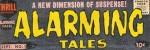 Alarming Tales! courtesy of the digital comics museum Harvey Comics Alarming Tales #1 Joe Simon and Jack Kirby 1957