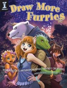 Lindsay Cibos, Draw More Furries, Impact, manga