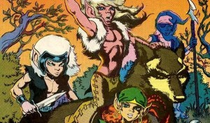 ElfQuest, Wendy and Richard Pini, Dark Horse Comics