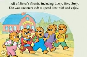 Berenstain Bears, Mike Berenstain, Living Lights, Faithful Friends