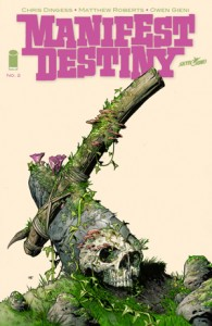 Manifest Destiny. Image Comics. Issue 2. Matthew Roberts.