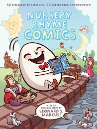 Nursery Rhyme Comics, Chris Duffy, Publisher first second