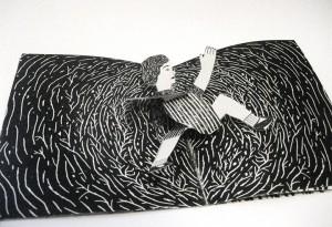 Lilli Carre, paper art, http://lillicarre.com/