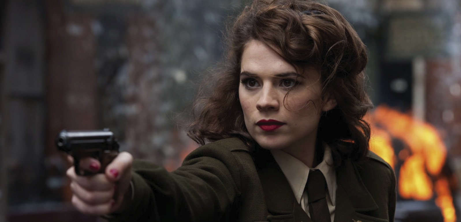 Marvel's Agent Carter Gets Series Order