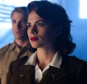 Peggy Carter. Marvel Studios. ABC
