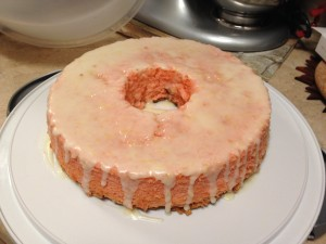 Annie Bullock, Chiffon Cake, 2014