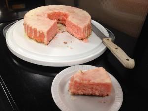 Annie Bulloch, Chiffon Cake
