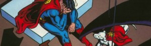 Featured Image: Superman crying, DC Comics