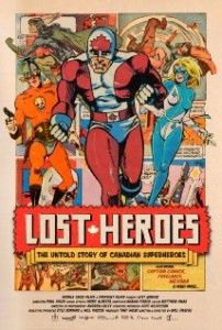 Poster: Lost Heroes