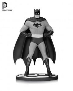 bw batman