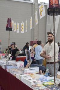 CAKE 2014, Chicago Alternative Comics Expo, Top Shelf