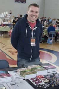 CAKE 2014, Chicago Alternative Comics Expo, Mike Dawson