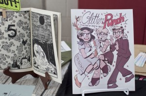 CAKE 2014, Chicago Alternative Comics Expo, Glitter Punch