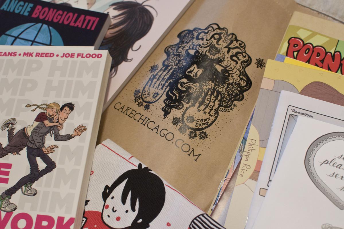 chicago alternative comics expo - HD1200×798