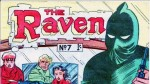 Australian & New Zealand Comics, the raven, public domain