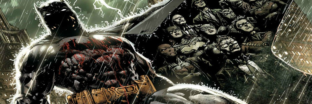 Batman Eternal Check In: Issues #10-11
