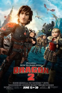 How to Train Your Dragon 2, Dreamworks