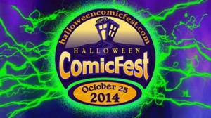 Halloween comicfest lightening website