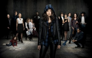 Orphan Black. Season 2 Promo Photo. BBC America. Clones.
